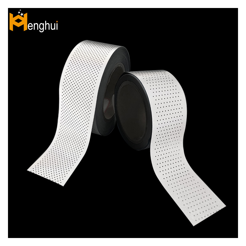 HA7511 silver perforated heat transfer tape 450cd/(lx·m²)