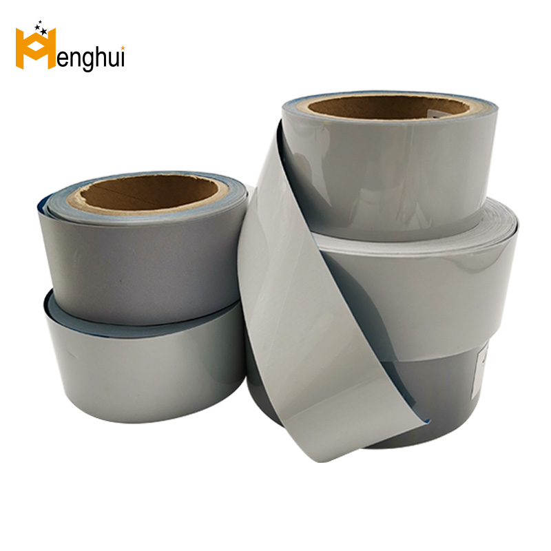 HA405 silver stretching reflective heat transfer film 400cd/(lx·m²)